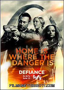 Defiance 3 Temporada Torrent HDTV
