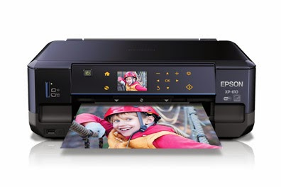 Epson Expression Home XP-610 Drivers controller