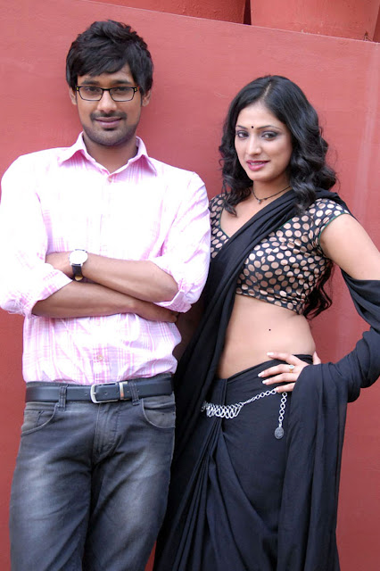 Actress Haripriya hot navel stills