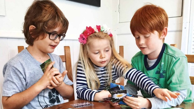 Những trò chơi giúp bé phát trển trí não
