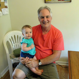 Grandpa & Sarah Piper