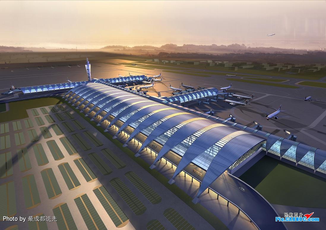 New Clark Int'l Airport | Philippine Flight Network