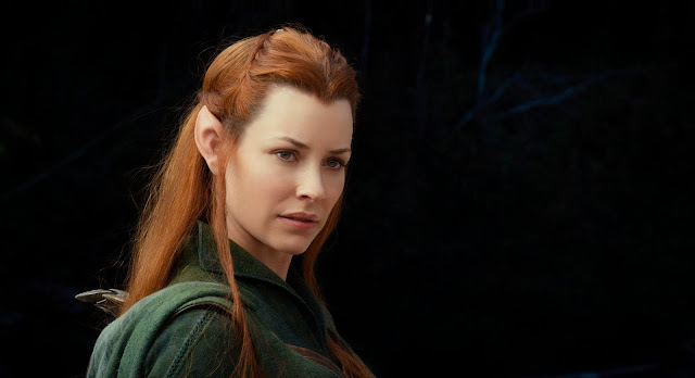 Tauriel in in The Hobbit 2: The Desolation of Smaug movie still image picture photo