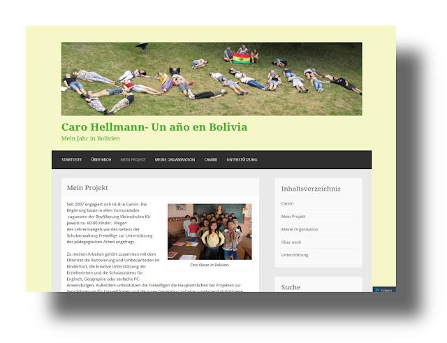 Carolin Hellman Blog