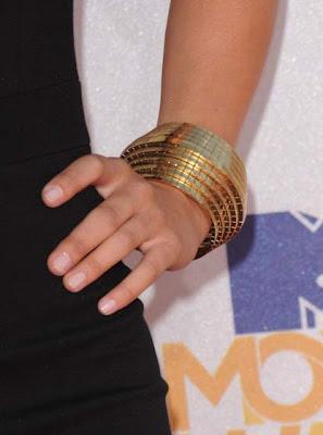 Julianne Hough Bangle Bracelet