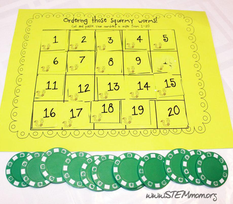 stem mom worm unit worms worksheet kindergarten stem best free printable worksheets. Black Bedroom Furniture Sets. Home Design Ideas