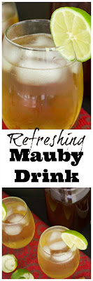 Mauby drink - A good old fashioned refreshing Caribbean drink made from the bark of a Mauby tree. #HomeMadeZagat