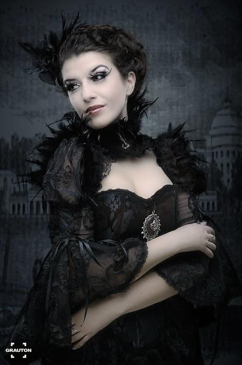 Dearest Shadows Style Inspiration Gothic