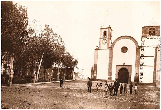 Imagen cedida por mcD (Memoria Digital de Canarias) Universidad de Las Palmas de Gran Canaria.
