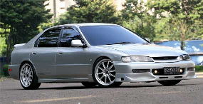 Review Honda accord cielo