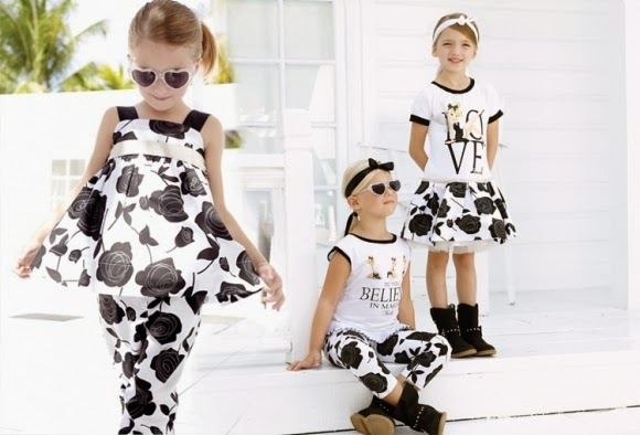 детская одежда моннализа