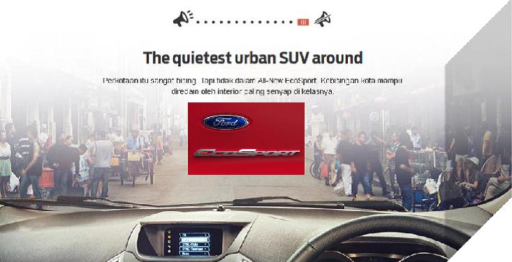Kemampuan urban SUV