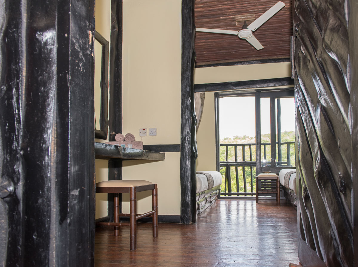 Shimba Hills, Lodge, Kenia, Shimba Lodge Kwale