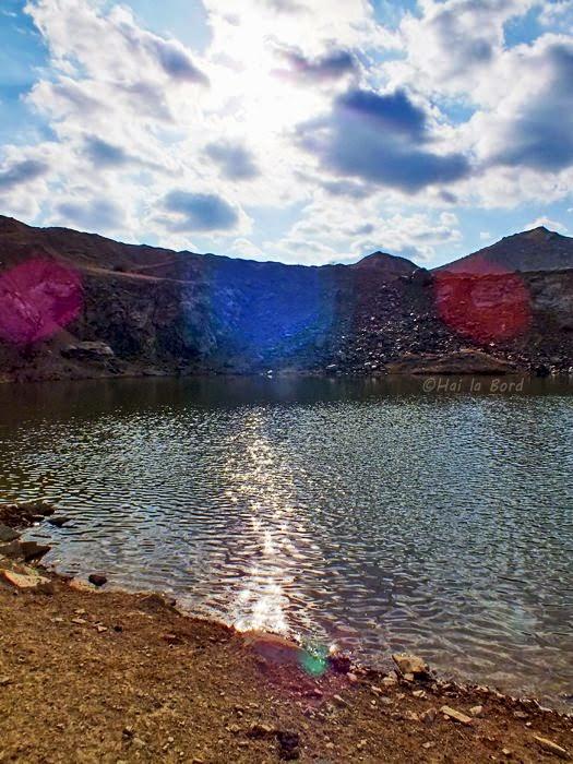 lacul iacobdeal cariera turcoaia