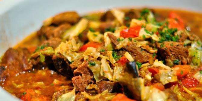 Aneka Resep Masakan daging