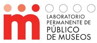 Logo Laboratorio Permanente de Público de Museos