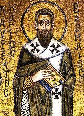 Retrato de San Basilio