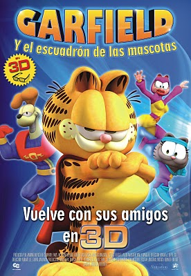 Garfield%2527s Pet Force CO01 MEGAPOST DE PELICULAS 1 LINK DVDRIP LATINO GRATIS (LT)