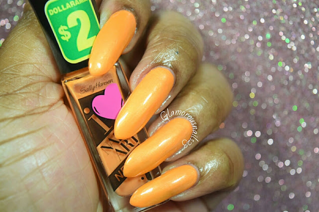 "Sally Hansen I ♥ Nail Art ""For Sher-Bert"" Swatch"