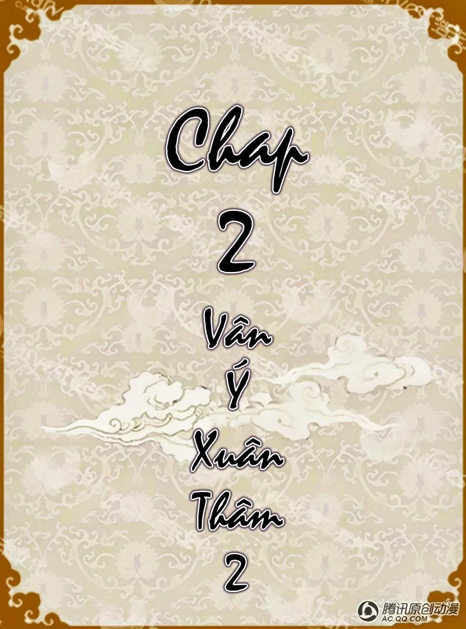 Chân Hoàn Truyện Chap 2.1 - Next Chap 3