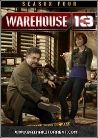 Baixar Série Warehouse 13 - 1ª,2ª,3ª e 4ª Temporada HDTV - Torrent