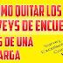 COMO QUITAR SURVEYS DE ENCUESTAS ANTES DE UNA DESCARGA