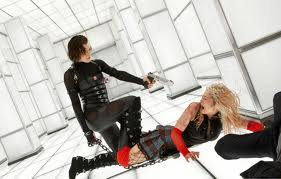 Resident Evil:Retribution (2012)