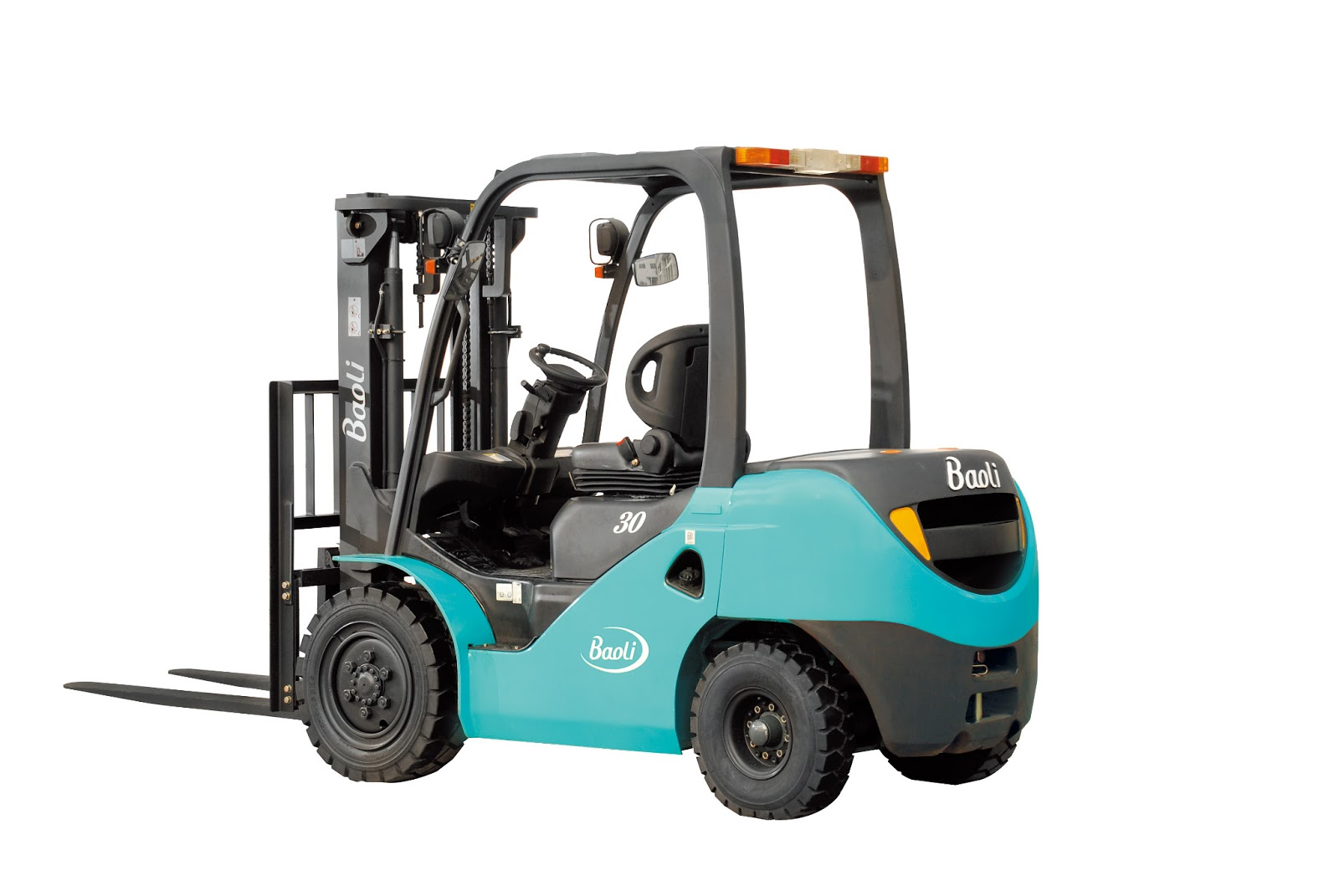Forklift China Kion Baoli Type