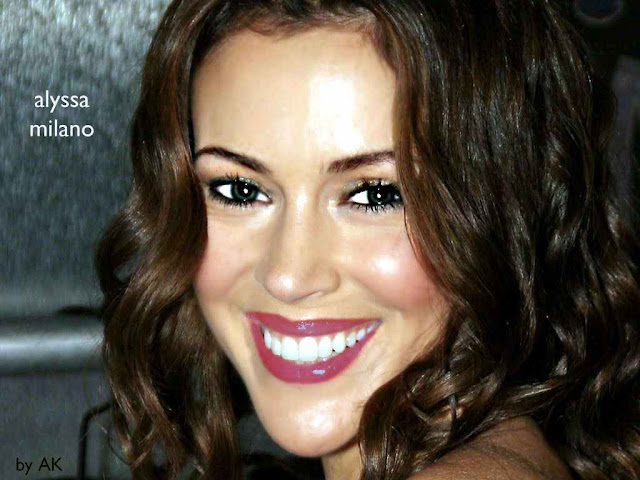 Alyssa Milano Biography and Photos
