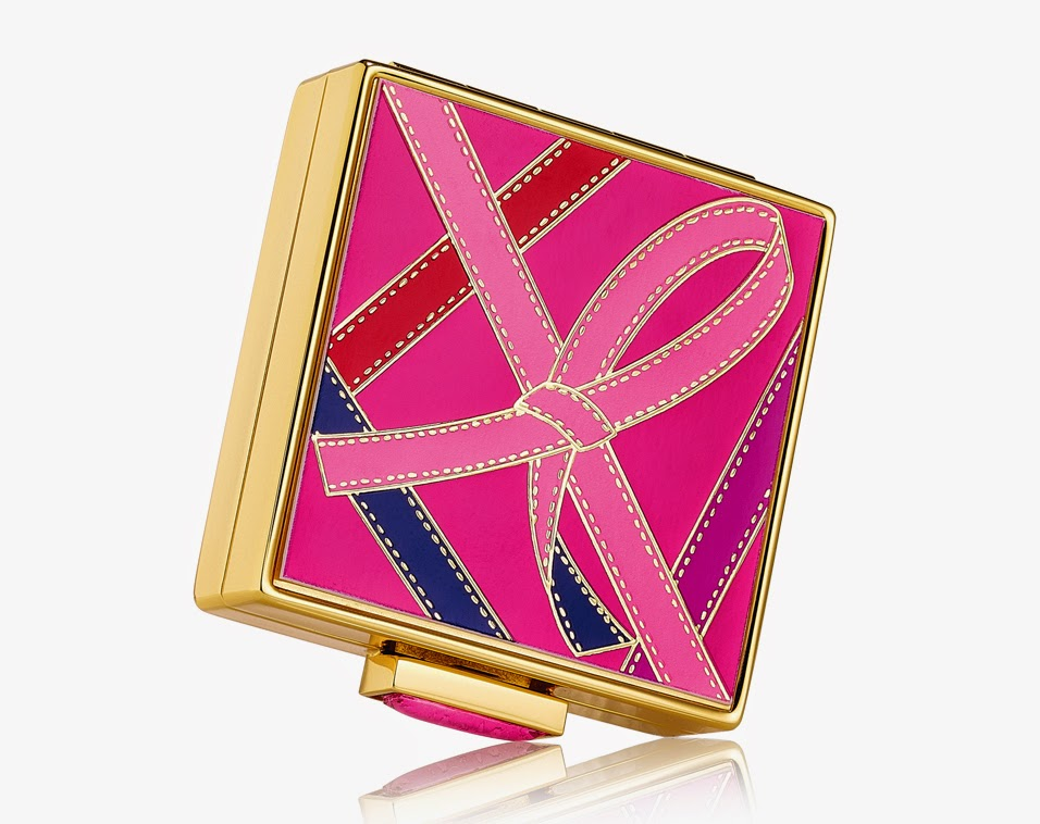 Estee Lauder Evelyn Lauder Dream Compact ~ BCA ~ Breast Cancer Awareness Month