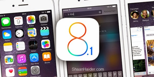 New iOS 8.1 Features and Bug Fixes You Need to Know