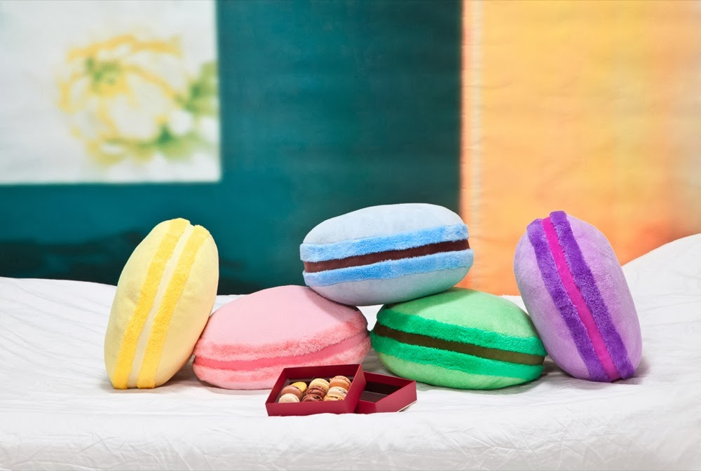 ... Girl Reviews: Candy Cloud Macaron Throw Pillows Review & Giveaway