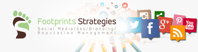 FootPrints Strategies brand elevation through social media