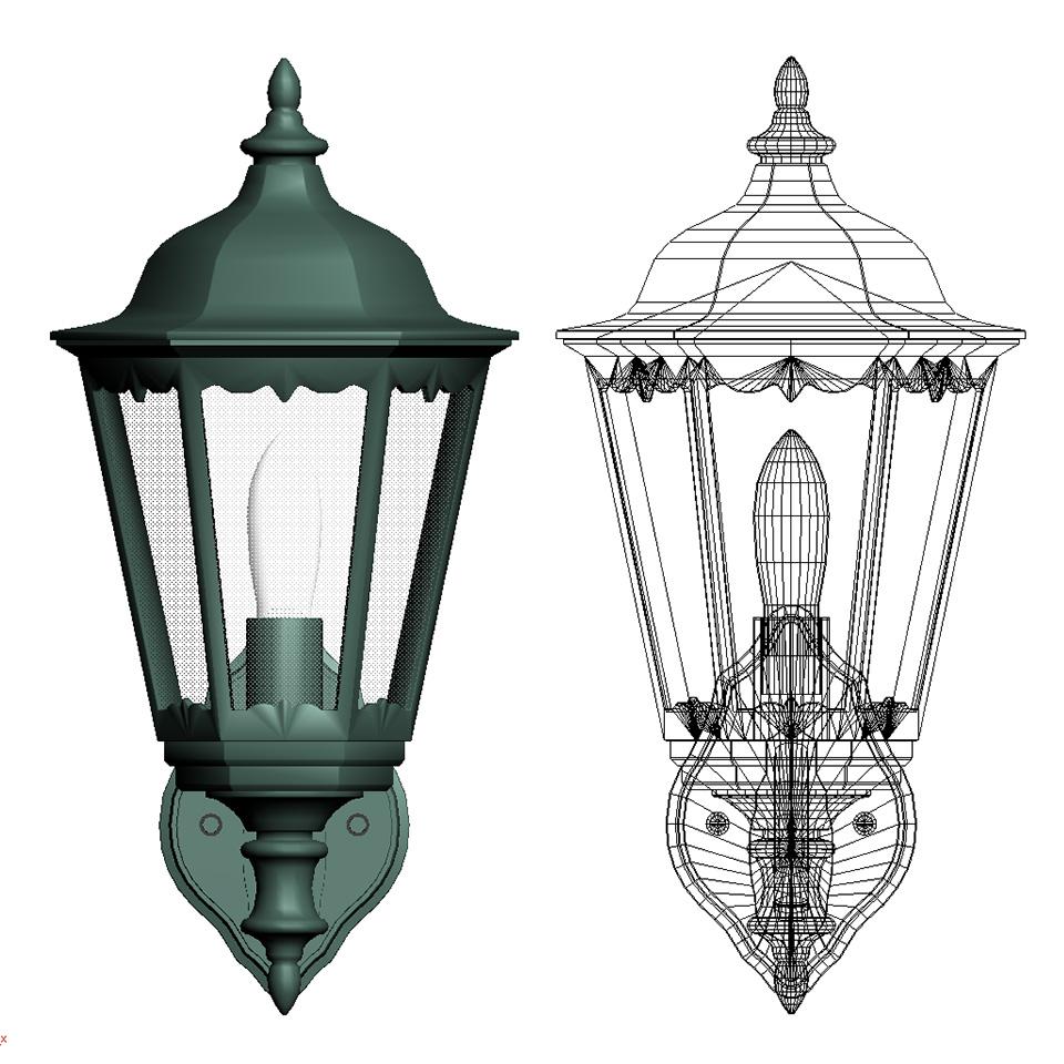 ブラケットライト [BKL_001] - Bracket Light