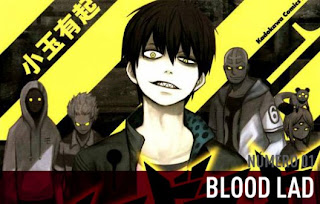 Blood Lad Episode 01