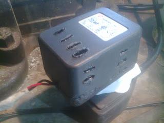 Transformer repair / fix