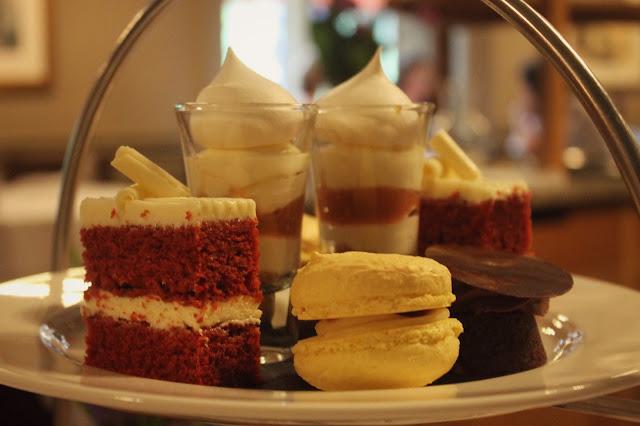 jesmond dene house cakes tea