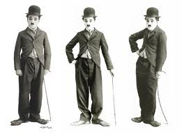 The great Charlie Chaplin
