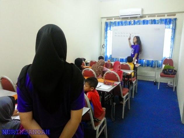 Kelas harapan Nurinsaniah Minggu 2