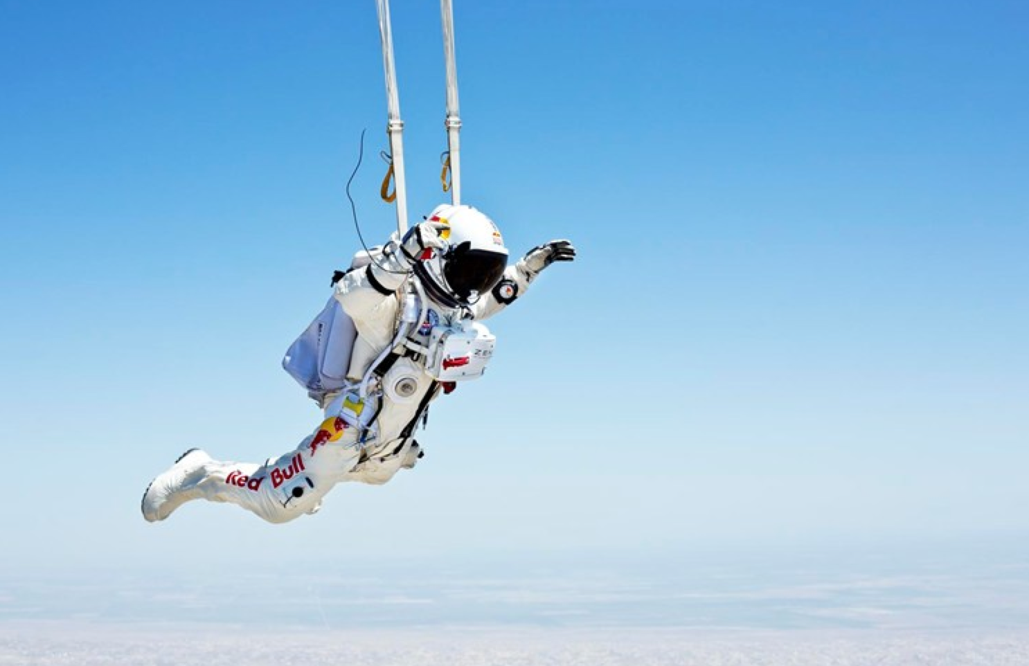 ballsiest man alive will jump out of the stratosphere in