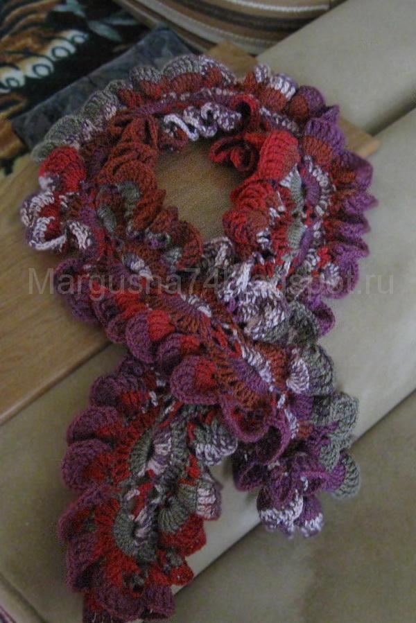 Идеальный шарф для