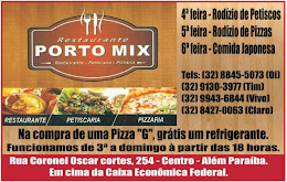 Restaurante - Pizzaria - Petiscaria