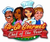 เกมส์ Go-Go Gourmet - Chef of the Year