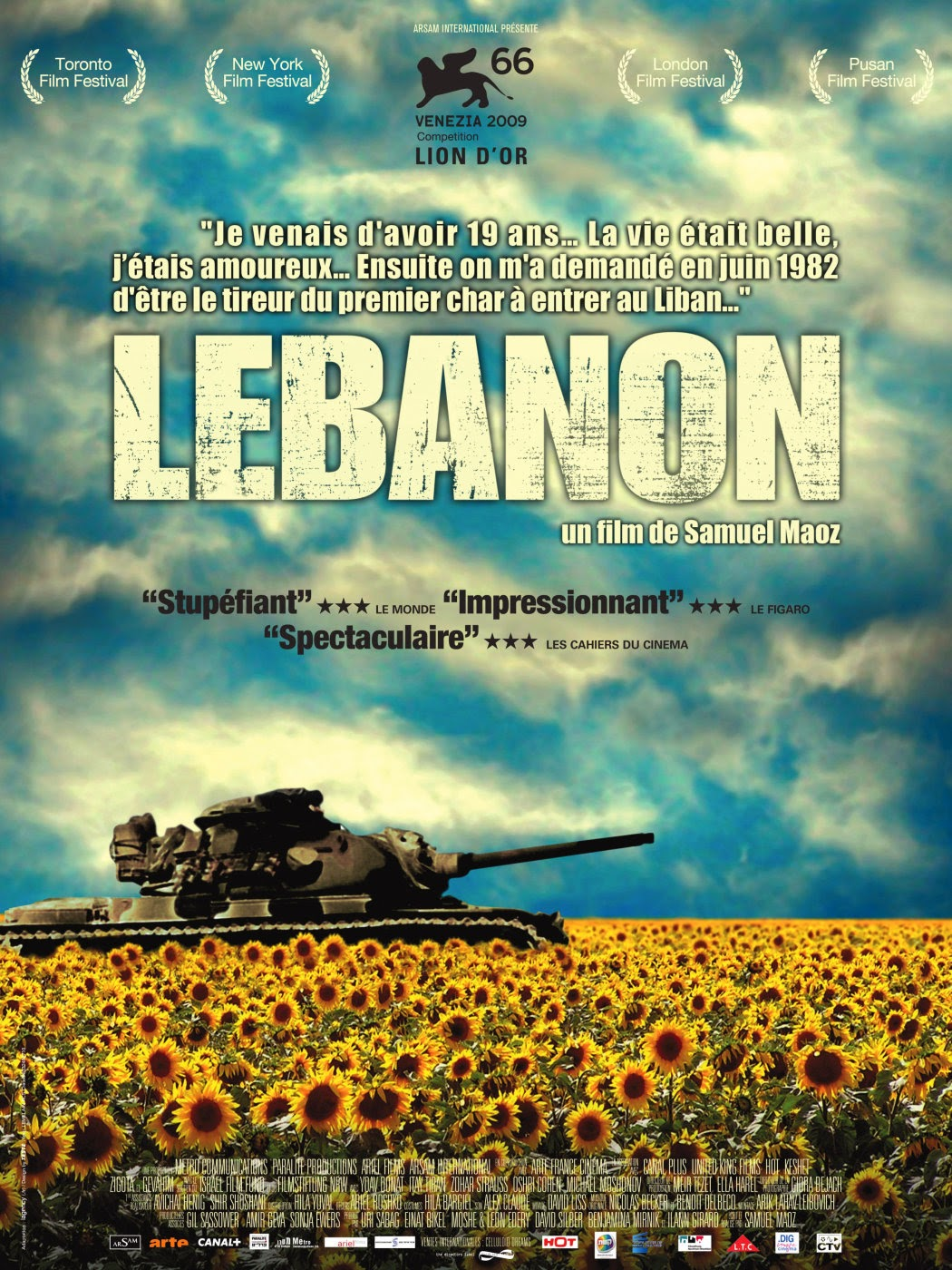 Download Lebanon (2009) BluRay 720p