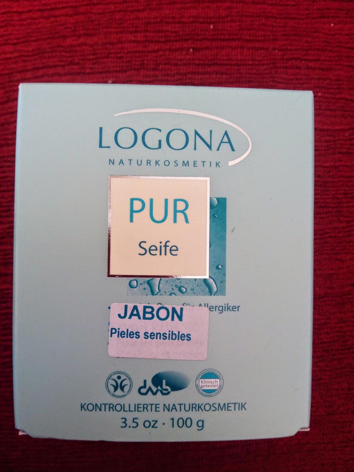 JABON FREE LOGONA
