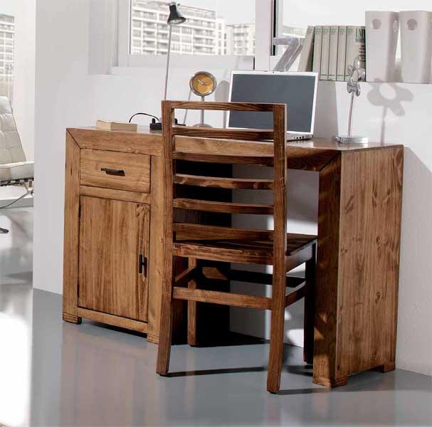 La web de la decoracion y el mueble en la red escritorios for Outlet muebles rusticos