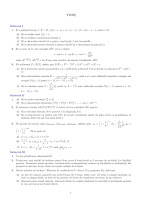 Subiecte matematica - titularizare 2009 (judetul Timis)
