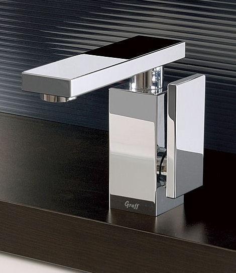 Moderna y elegante grifer a para ba o ba os y muebles for Griferia moderna para banos