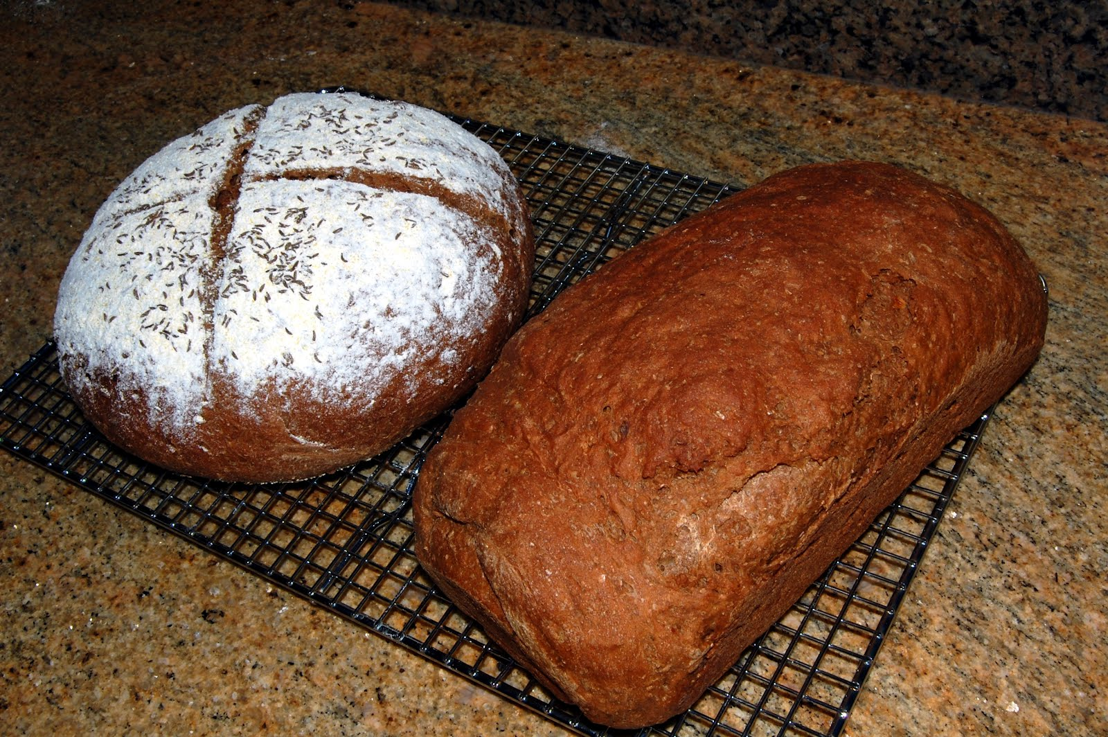 breadbasketcase: Russian Black Bread