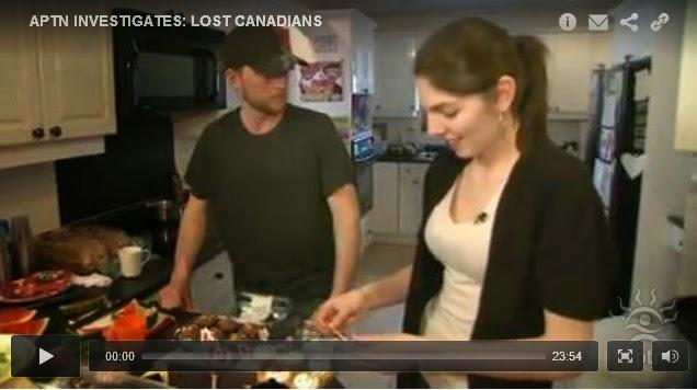 APTN Investigates Lost Canadians